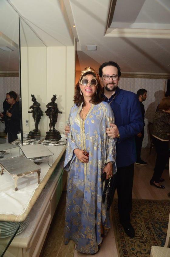 Narcisa Tamborindeguy e Diego Cosac 1