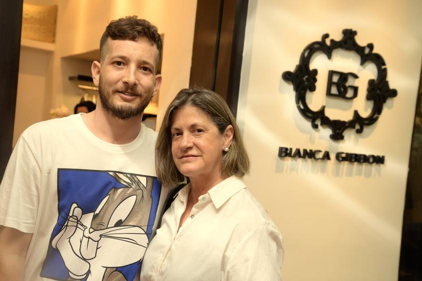 Felipe Dornelles e Heloisa Marra