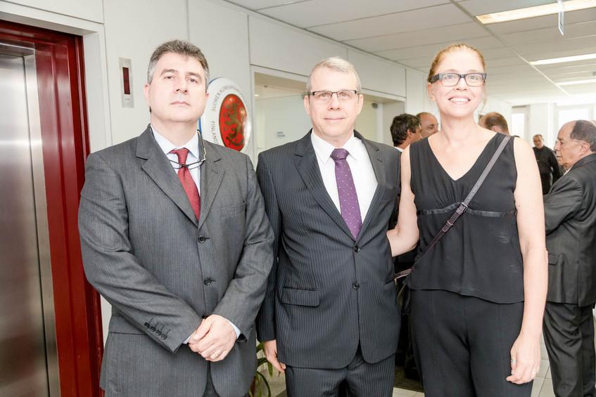 Michel bassil, Victor rizzo e Tatiana Ry