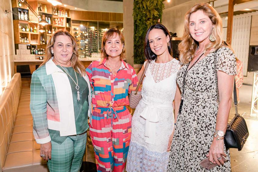 Teresa Macedo, Jaqueline Barreto, Ana Ca