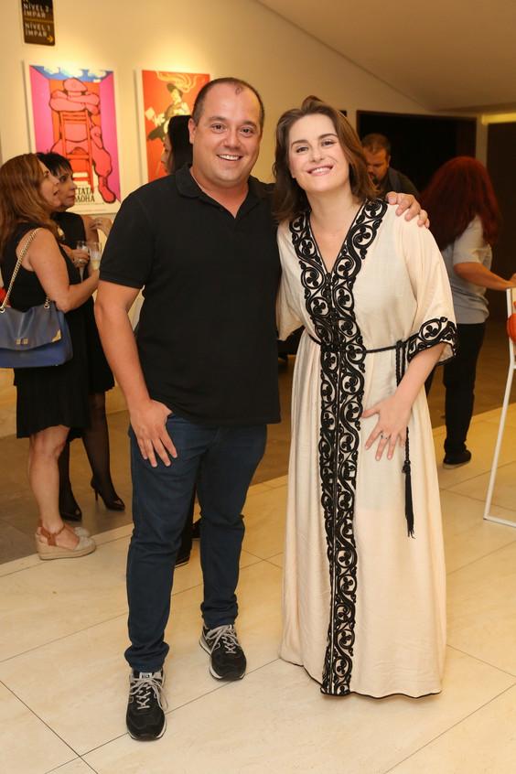 Michel Diamant e Alessandra Maestrini  6