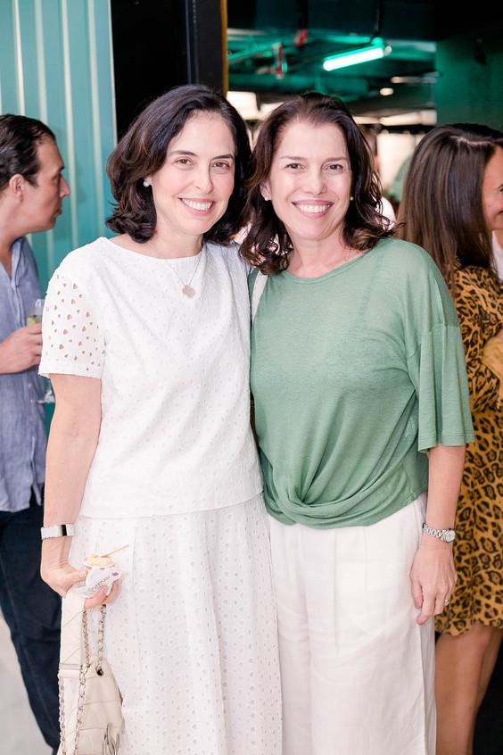 Ana Luiza Wolf Siqueira e Carla Baroncin