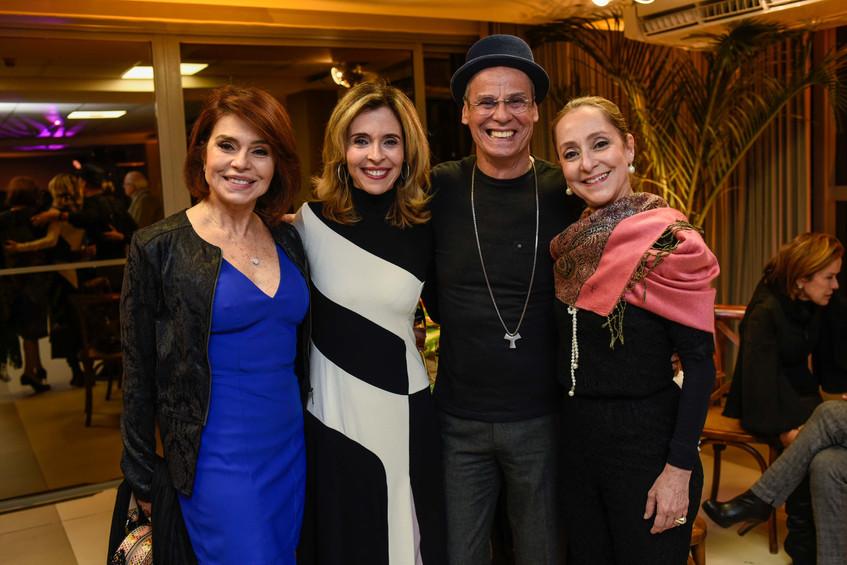 Francoise Forton, Deborah Evelyn, Carlin