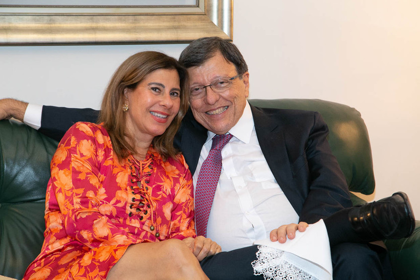 Alice Tamborindeguy, Francisco Barreira-