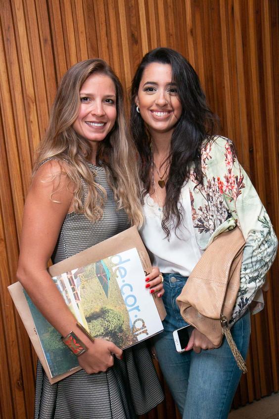 Aline Araujo -Patty Coelho _FOTOS-Ricard