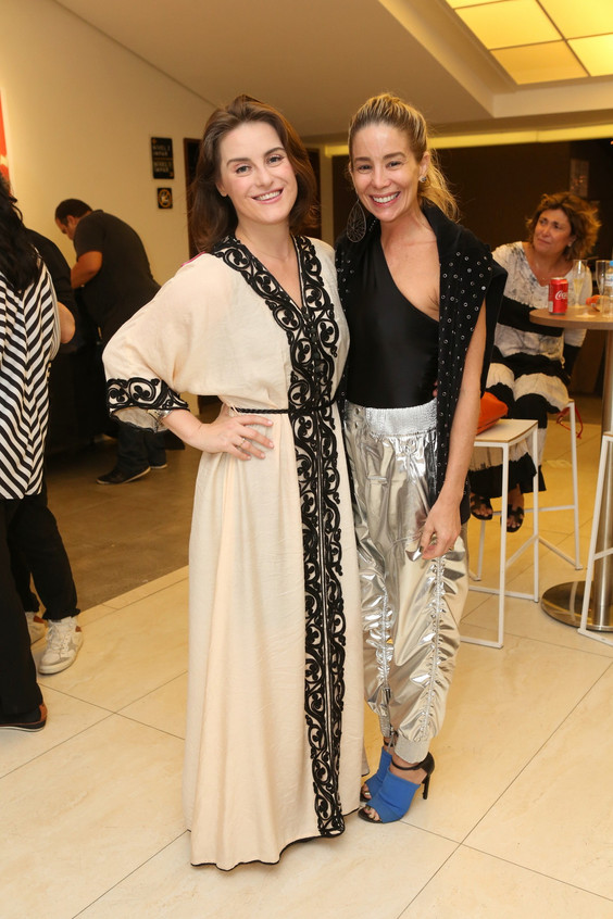 Alessandra Maestrini  e Danielle Winits6