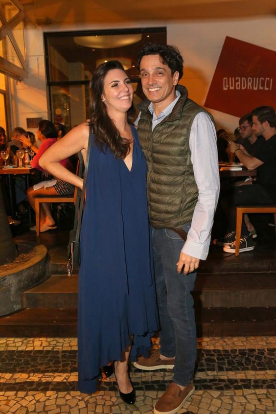 Glenda Kozlowski e Luis Tepedino6474