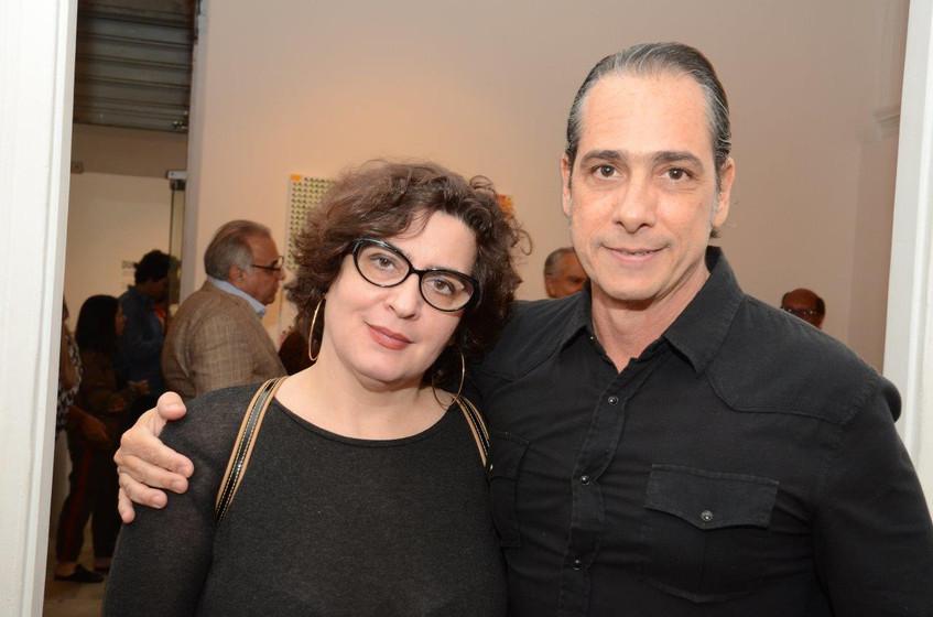 Clarice Tarran e Marcelo Catalano