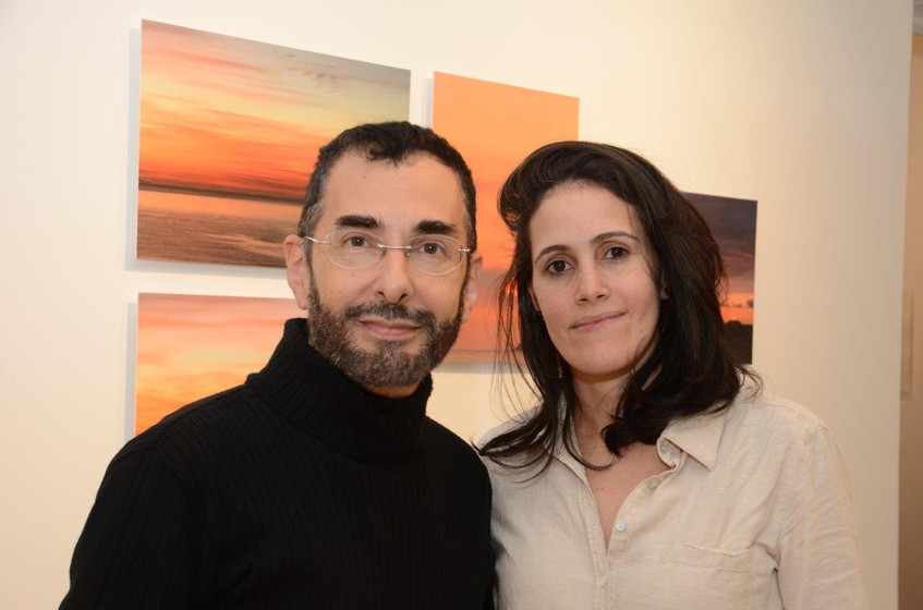 Alexandre Murucci e Patricia Toscano