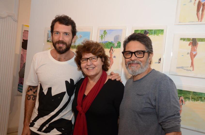 Antonio Bokel, Janete Scarani e Raimundo