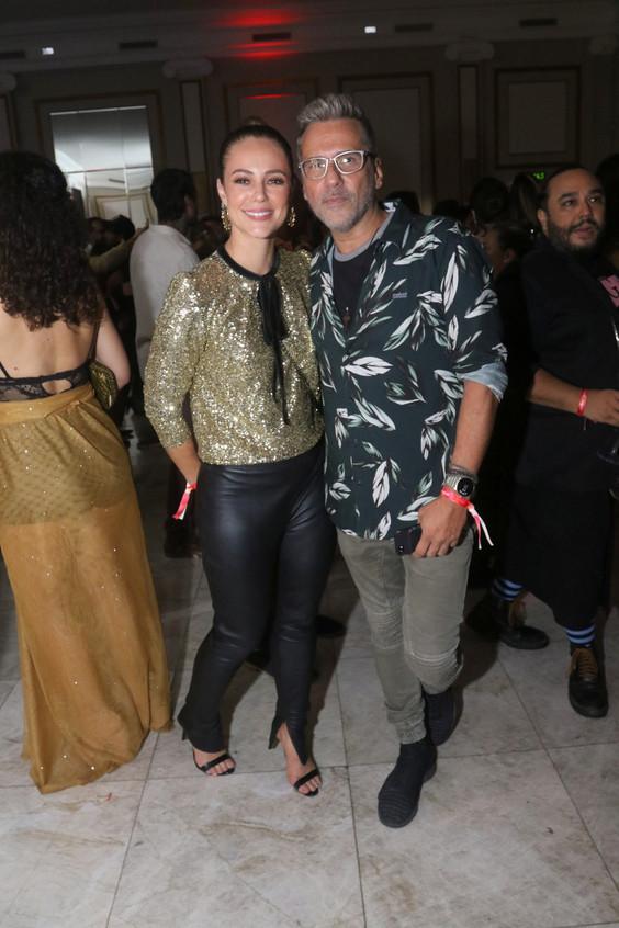 Paola Oliveira e Marcelo Faustini 6731