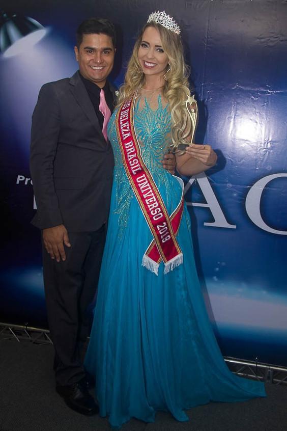 Cassio Borges e Jessyka Laynne