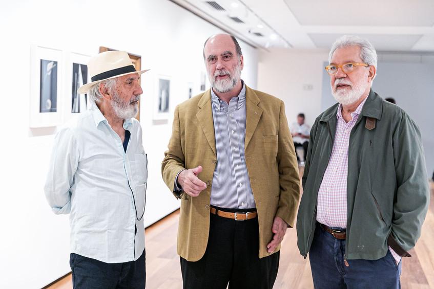 Glauco Campello, Vitor Botton e Glaucio