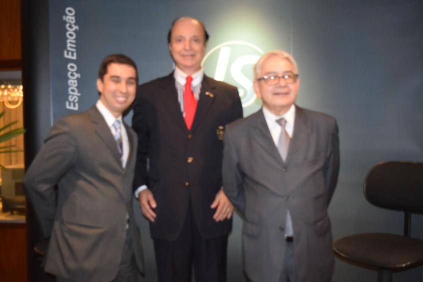 Bruno, Mauro e Vitor