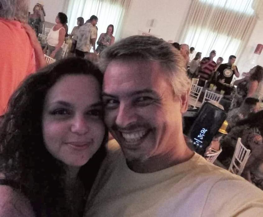 Daniela e Fernando Mc Dowell