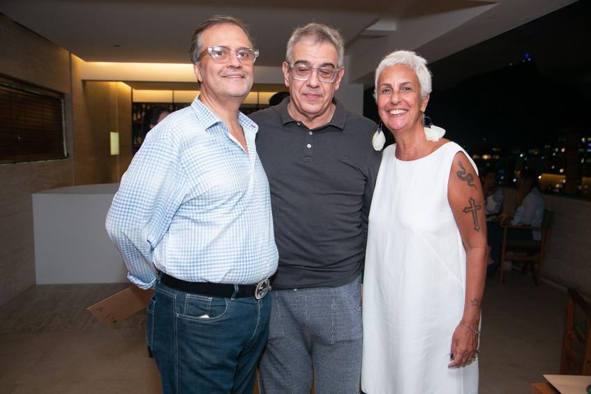 Ze Ronaldo Muller, Sergio Zobaran e Lala