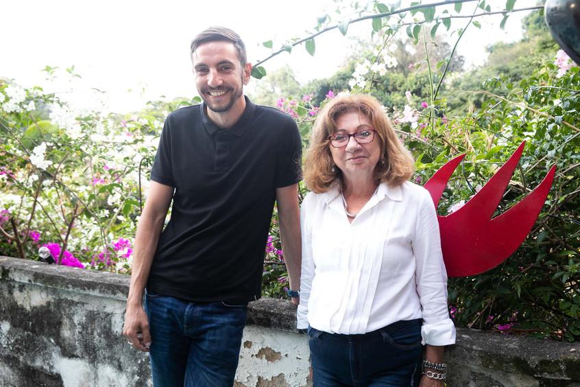 Blaise Lelluch  e Marcia Chartune_1T2A57
