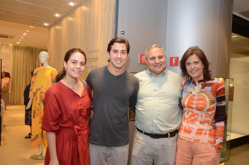 Luisa, Augusto, Augusto e Kiss Paulino
