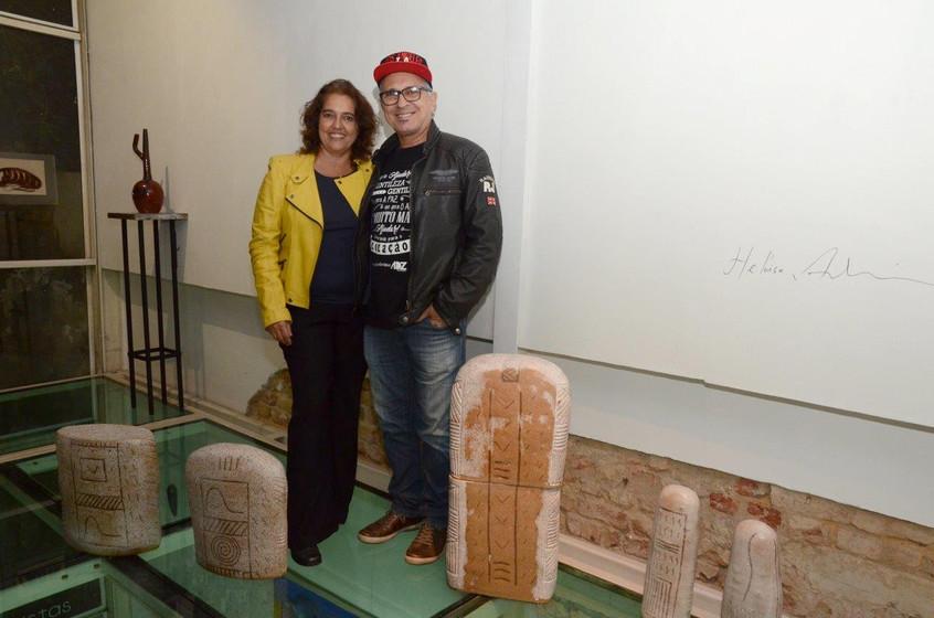 Lorena Coutinho e Tadeu Mathias
