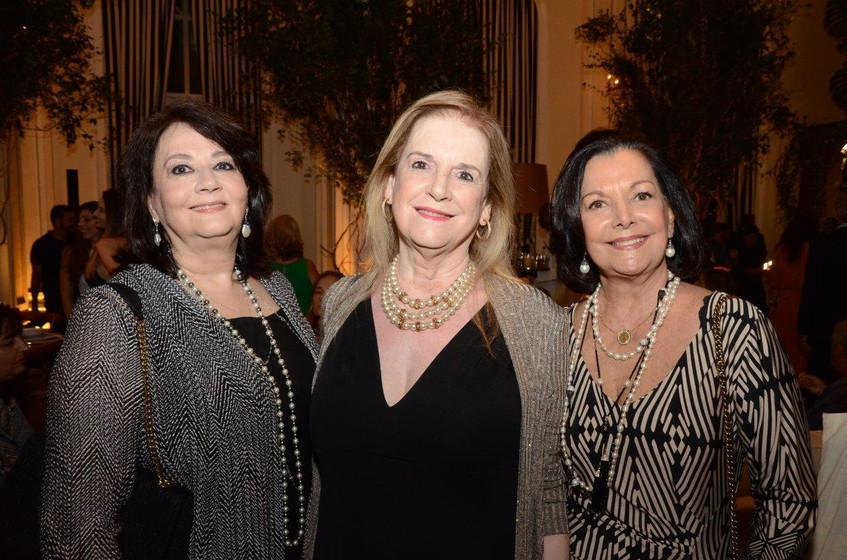 Cinthia Fidalgo, Marisa Bezzerra e Sonia