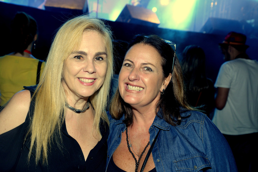 Marisa Araujo e Christina Tavares