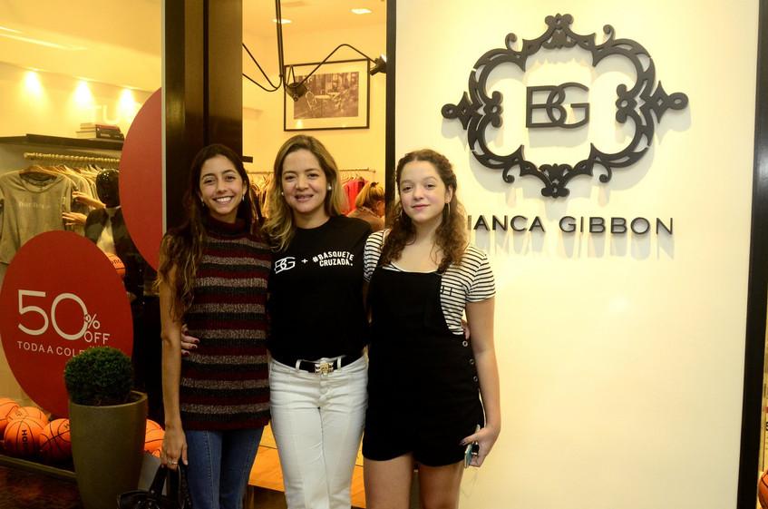Maria Eduarda, Bianca e Maria Carolina G
