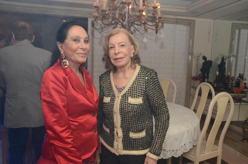 Myriam Gagliardi e Ilka Bambirra