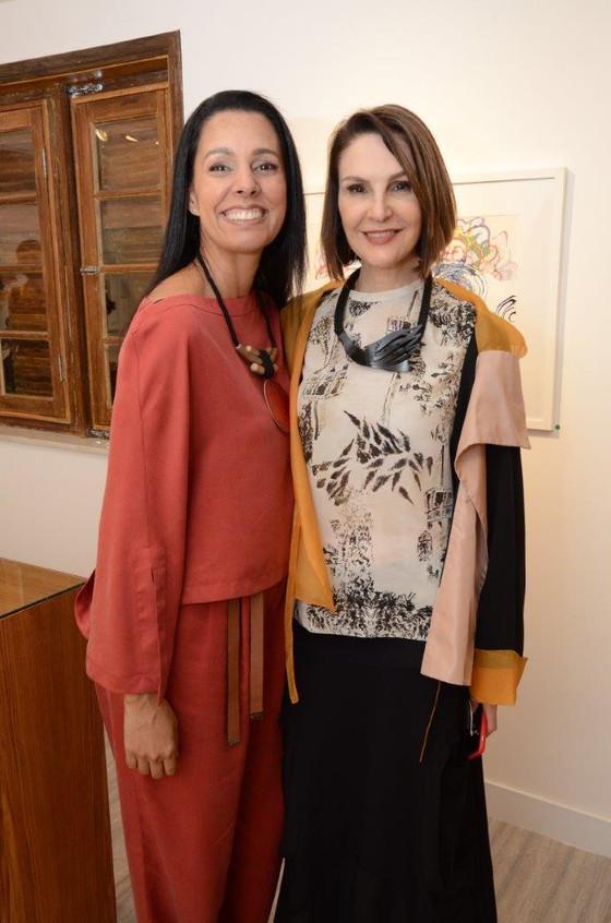 Lise Leal e Toia Lemann