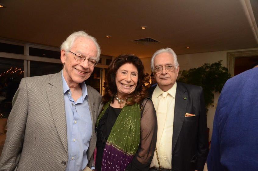 Paulo Bertazzi, Anna Maria Santeiro e Ma