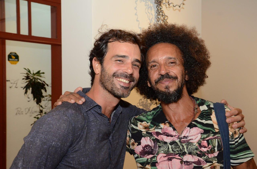 Sergio Rousselet e Rona