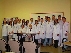 Nosso querido amigo e família, Prof. Ramil Sinder, Enzo Rivera e alunos do Instituo Ivo Pitanguy