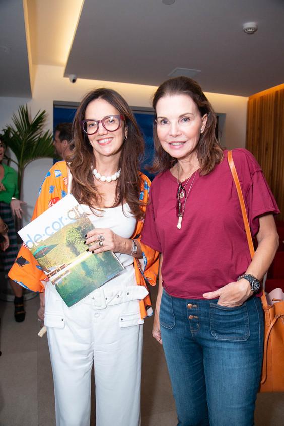 Dea Arbex e Patricia Mayer_FOTOS-Ricardo