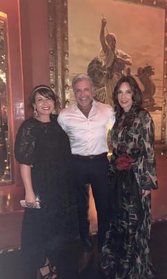 Wafaa MRADM, Enzo e Adriana de Rivera