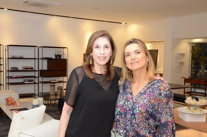 Cintia Utchitel e Flavia Marcolini