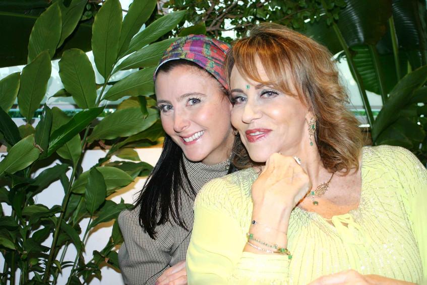Joana Wolff e Regina