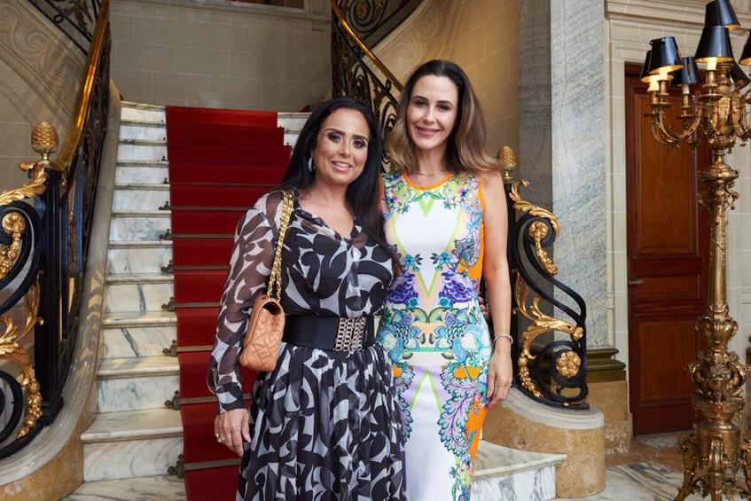 ValeriaCosta & Guilhermina Guinle Foto S