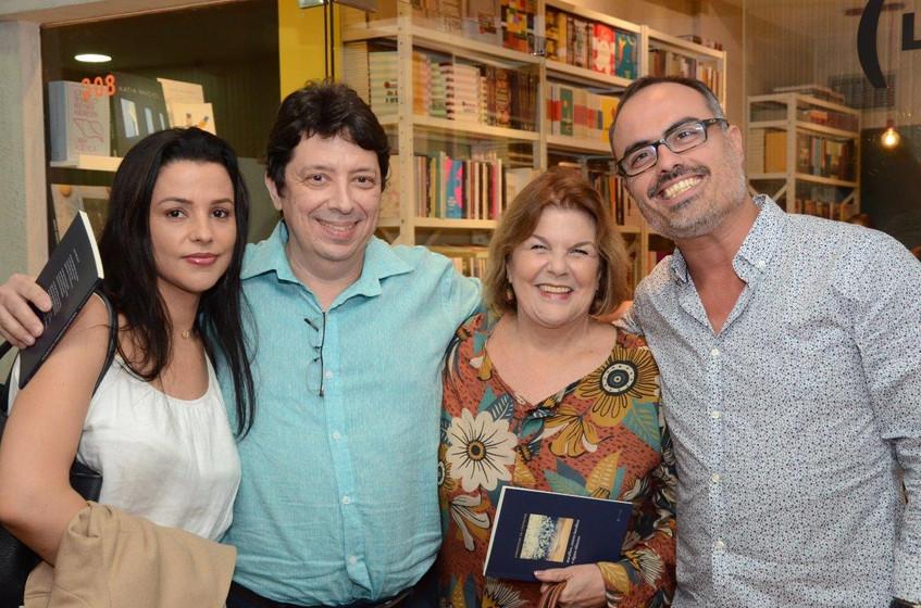 Weine Costa, Luiz Claudio Almeida, Anna