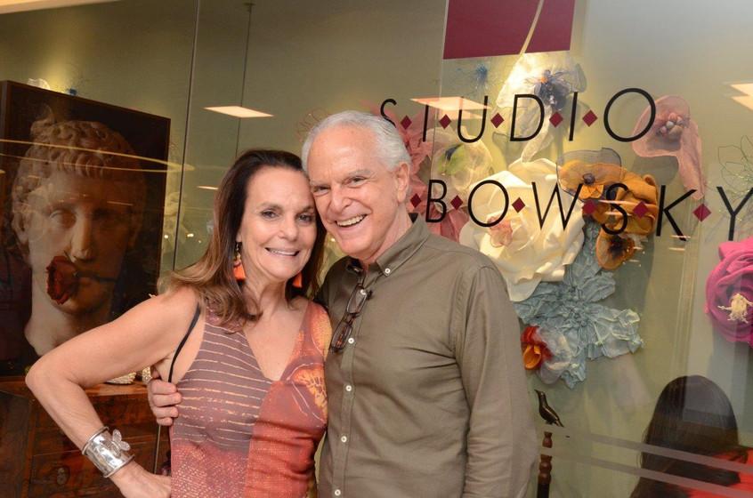 Patricia Secco e Ricardo Stambowski