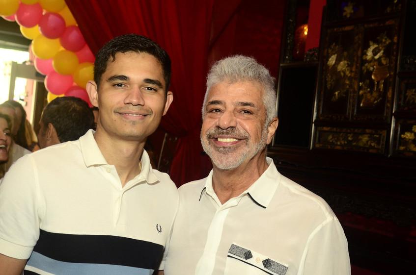 Clebson Teixeira e Lulu Santos (1)