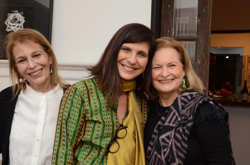 Patricia Rodrigues, Gisela Zincone e Bet
