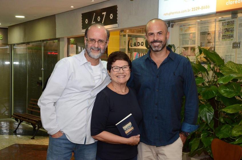 Francisco Azevedo, Edvane Cabral e Ricar