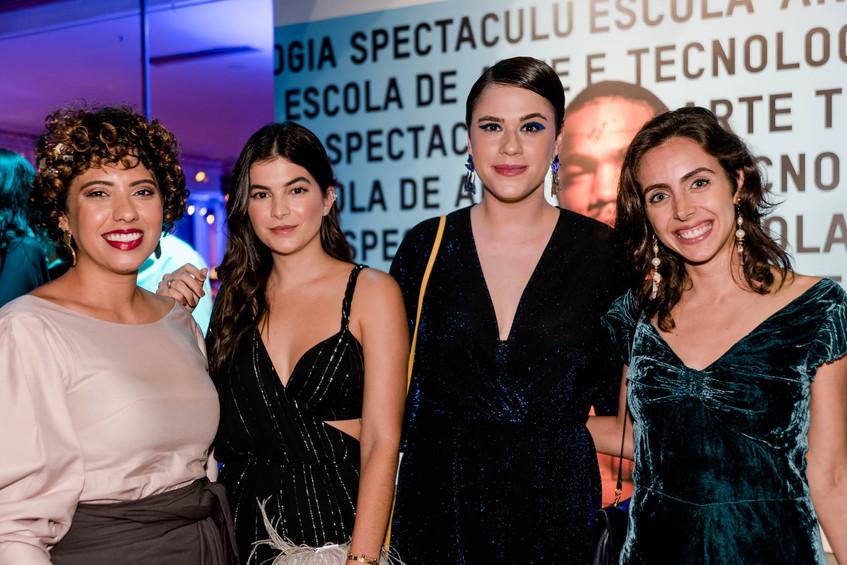 Carla Lemos Luiza Botto Helena Moro e Gi