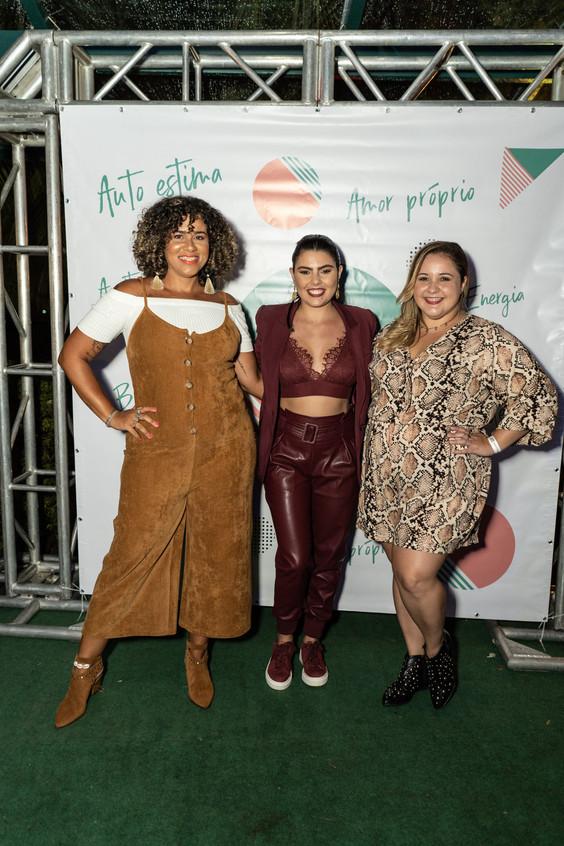 Simone Marcenal, Gabriella Pereira e Rob