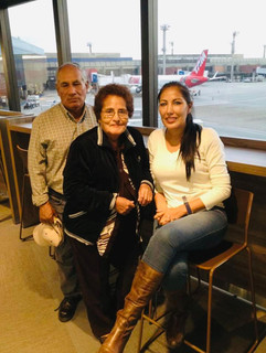 1. Juan Carlos Vasquez  2. Marina Romero  3. Karen Vasquez