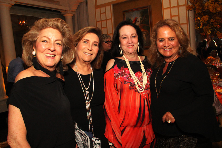 Margaret Padilha, Ruth Niskier, beth Ser