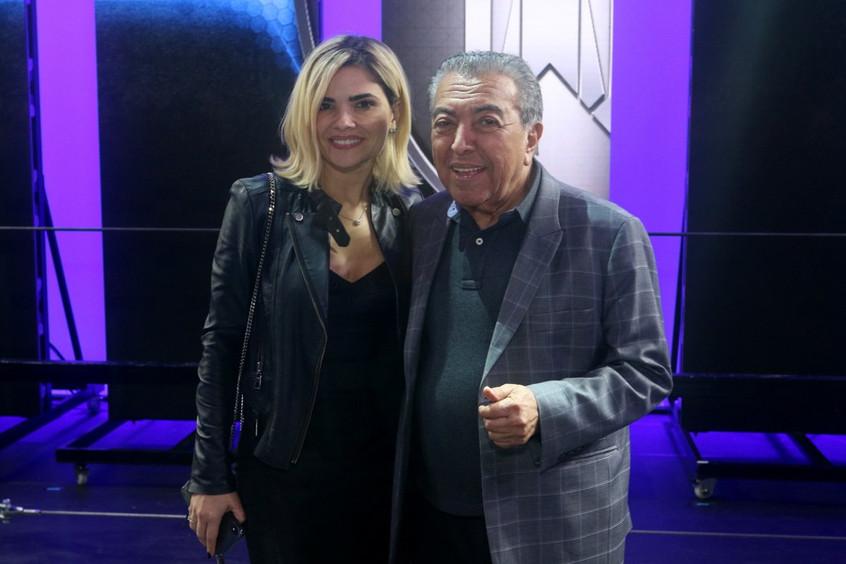 Mauricio Sousa e Vanessa Giacomo 8738