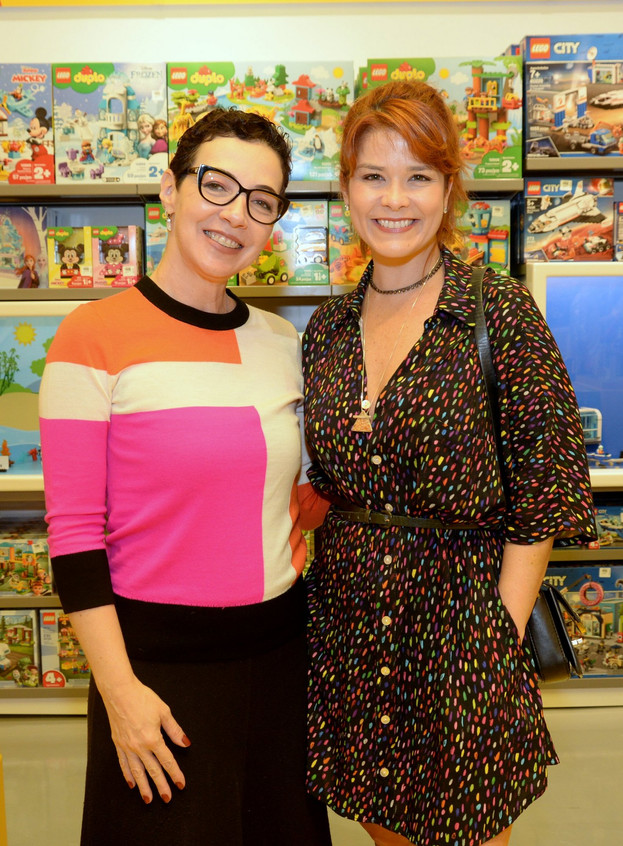 Marcia Stein e Samara Felippo