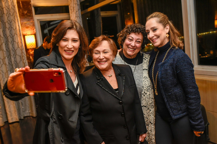 Beth Goulart, Nicette Bruno, Barbara Bru