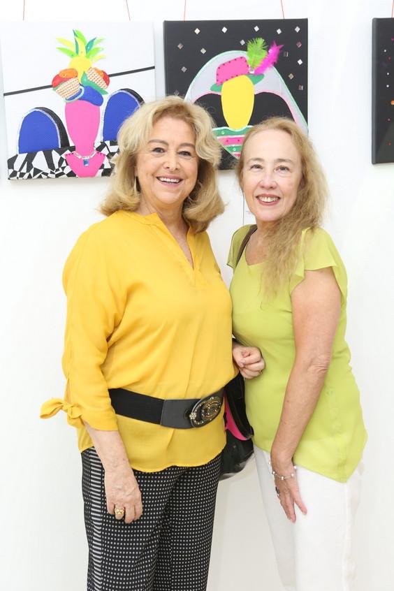 Diana Viana e Clara Fajardo 7229