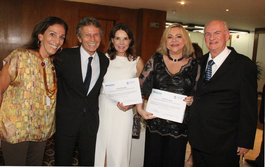 Alice Silveira, Marco rodrigues, Patrici